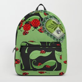 Miss Ladybugz Backpack