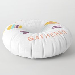 Hunter Gatherer Floor Pillow