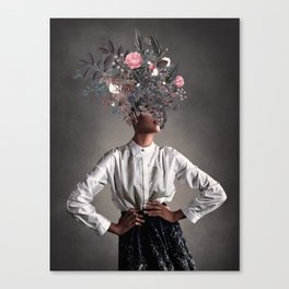 The Eternal Grace of Understanding  Canvas Print