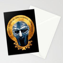 Saint DOOM Stationery Cards