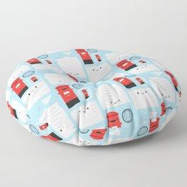 Happy Mail - Kawaii Post Floor Pillow