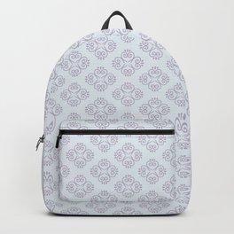 Heart Petals Pattern Backpack