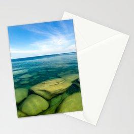 Lake Superior Rock Paradise Stationery Cards