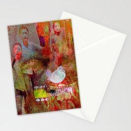 Slice of America  4 Stationery Cards