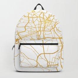 CAIRO EGYPT CITY STREET MAP ART Backpack