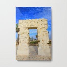 Gate of Faith Metal Print