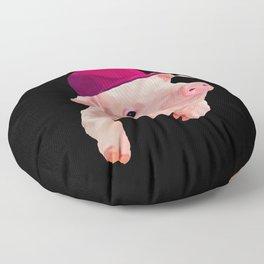 Dapper Porky Floor Pillow