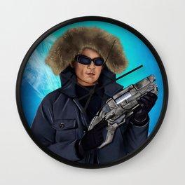 Snart Wall Clock