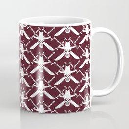 Mihawk Jolly Roger Coffee Mug