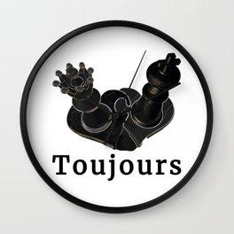 Toujours Wall Clock