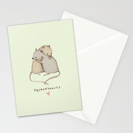Squeakhearts Stationery Cards