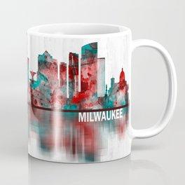 Milwaukee Wisconsin skyline Coffee Mug