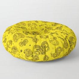 ASTROlogical Floor Pillow