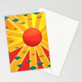 Sun Deco Stationery Cards
