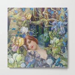 Enchanted Lullaby  Metal Print