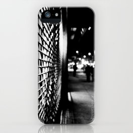 Skulk iPhone Case