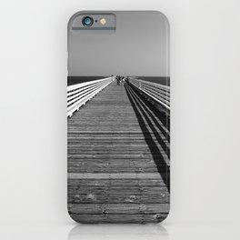 San Simeon Pier, San Simeon, California iPhone Case