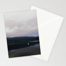 Norwegian Sunset Stationery Cards