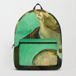 Vincent van Gogh - Self-Portrait Dedicated to Paul Gauguin Backpack