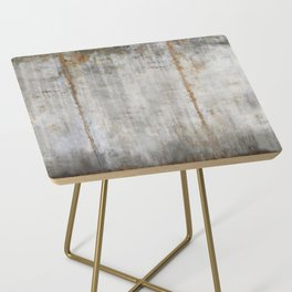 Concrete Wall Side Table