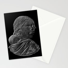 Sacagawea Stationery Cards
