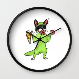 Pole Dance Sloth Funny Wall Clock