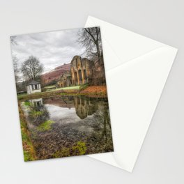 Old Abbey Stationery Cards