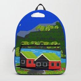Norway 11 Backpack