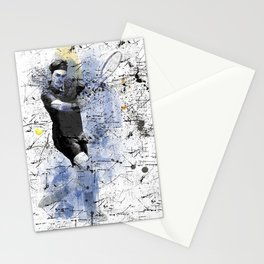 Game, Set, Match Stationery Cards