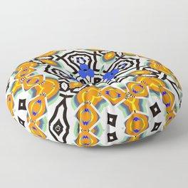 Sunday Samba Floor Pillow
