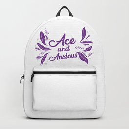 Ace And Anxious Backpack