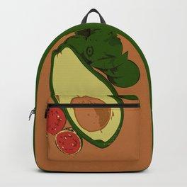 Avocado and guavas Backpack