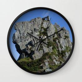 Roche Rock chapel 2 Wall Clock