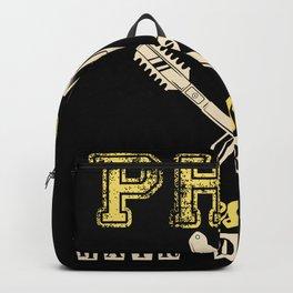 PH.D. Professional Hair Dresser Backpack