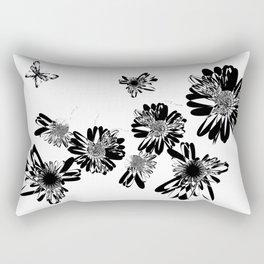 Still Life with Flowers Rectangular Pillow
