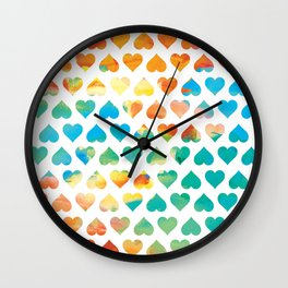 Lovely Day Wall Clock
