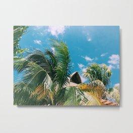 Isla Paraiso Metal Print