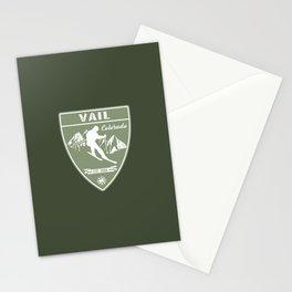 Vail Colorado Stationery Cards