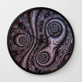 Bronze ornament Wall Clock