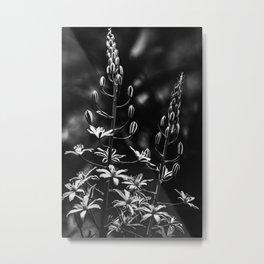 monoart Metal Print