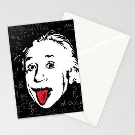Silly Wisdom - Albert Einstein Stationery Cards