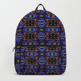 Velvety Grandeur Pattern 1 Backpack