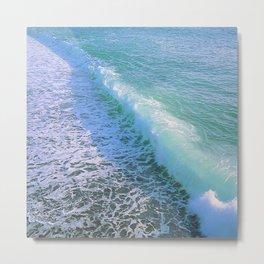 Sea Spring Summer Metal Print