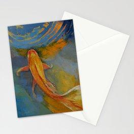 Butterfly Koi Stationery Cards