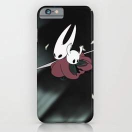 Hollow Knight Hornet saves the Knight iPhone Case