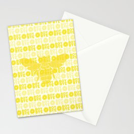 Boy, Bye Stationery Cards