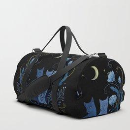Two Cats Duffle Bag
