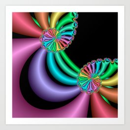 life is colorful -8- Kunstdrucke