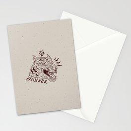 wildbeasts #2 - PANTHERA Stationery Cards