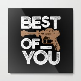 Best of You - Fighters Metal Print